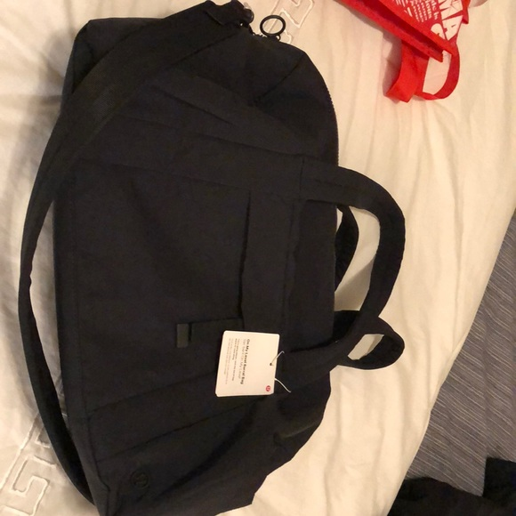 df29d02a646 lululemon athletica Bags | Lululemon On My Level Barrel Bag | Poshmark